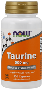 Taurine Now foods