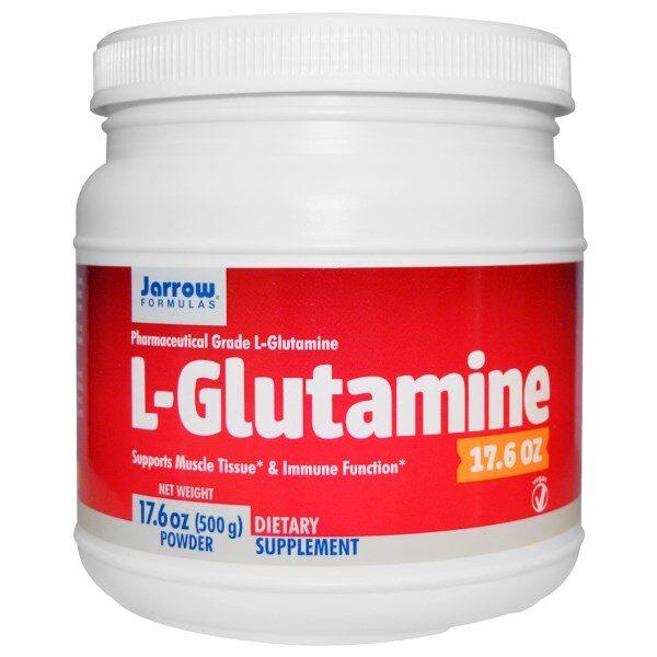 glutamine jarrow