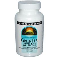 Groene thee source naturals