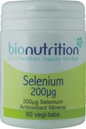 Selenium 200 µg 60 -0