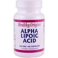 alfa-liponzuur Healthy Origins