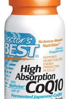 High Absorption CoQ10