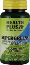 Supergreens capsules