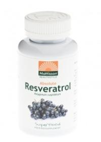 Resveratrol Mattisson-0