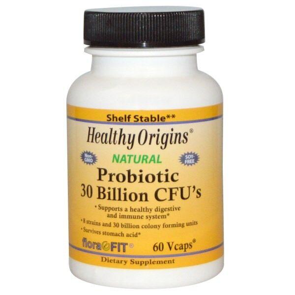 Probiotic 30 Healthy Origins